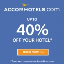 Find Best Deals Online here for Accorhotels